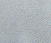 Embossed Leather - Silver